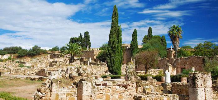 Тунис в октябре: отзывы туристов, погода, температура воды. Отдых в Тунисе в октябре