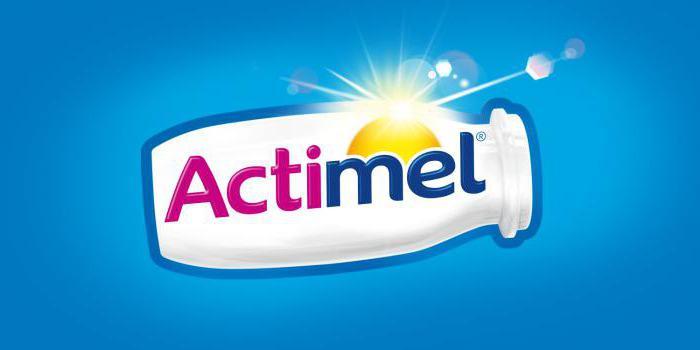 Actimel отзывы