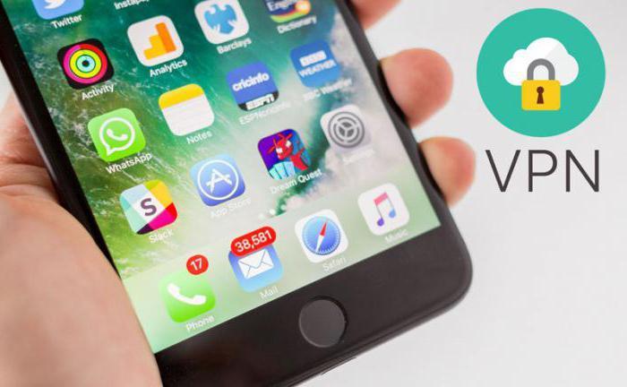 Что такое VPN в телефонах? Как настроить VPN?