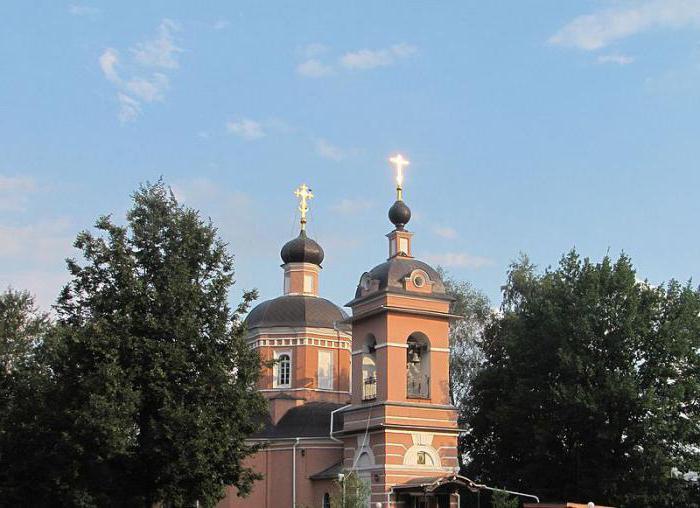 Church of the Nativity in Cernevo