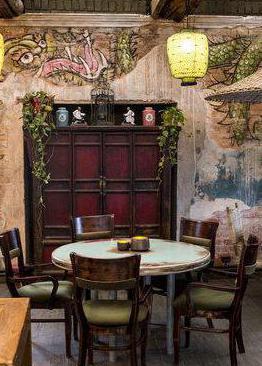Bruce Lee restaurant for 1905