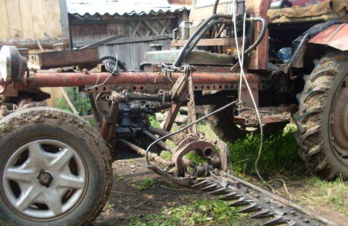 spare parts for mowing