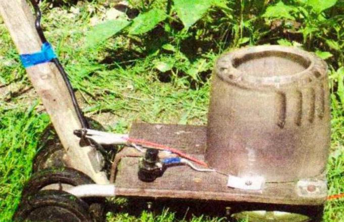 hand mower