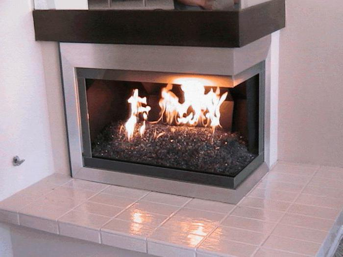 doors with glass for stove fireplaces