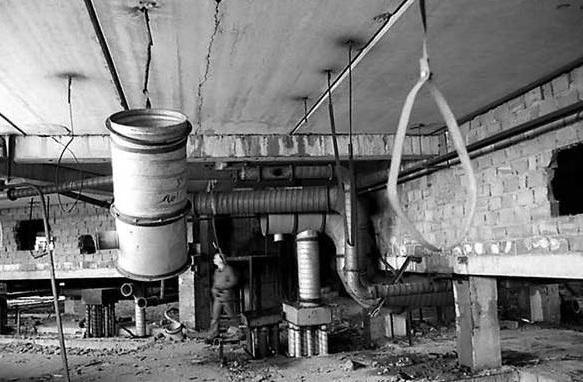 Заброшенная больница Ховрина: история и фото
