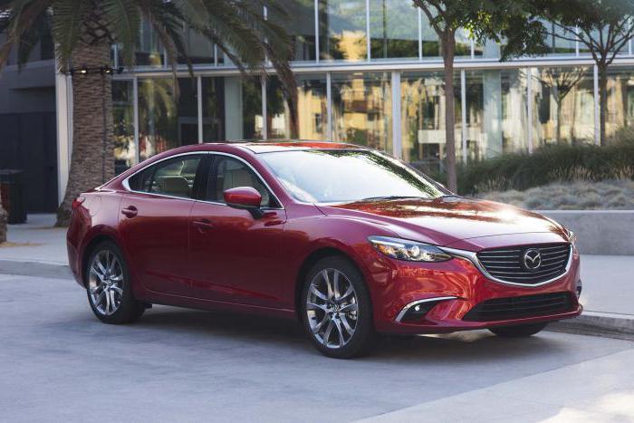 Mazda: Models