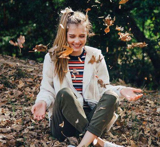 ideas for an autumn photo shoot in nature
