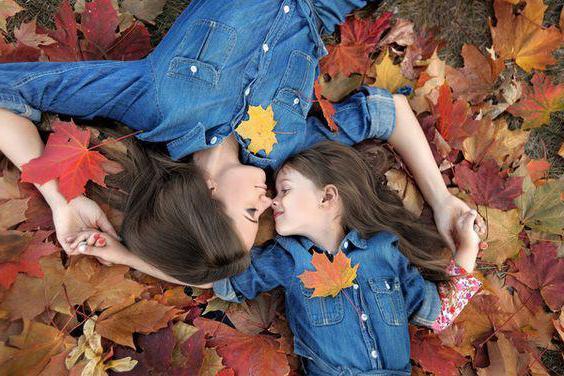 autumn photo shoot on nature ideas with children