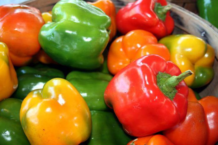 перец овощ
