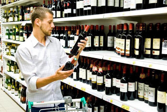запрет на продажу алкоголя в праздничные дни