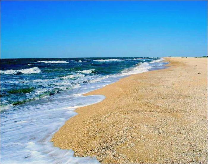 Где лучшие пляжи в краснодарском крае