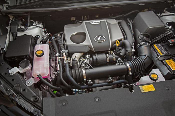 dimensions of Lexus nx 200