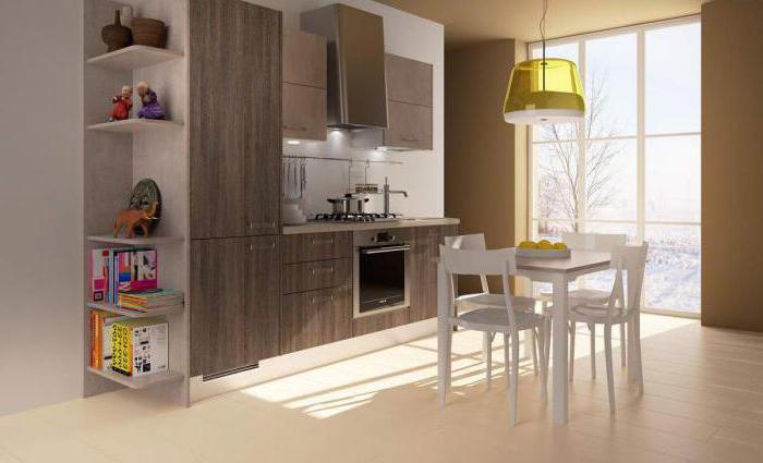 built-in kitchen maria