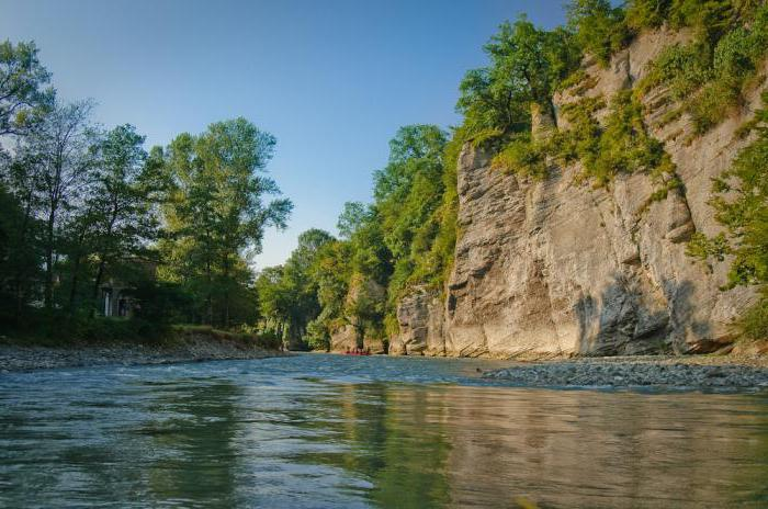 река мзымта рыбалка