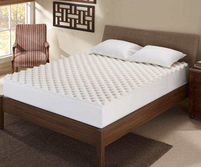 polyurethane foam mattress hard reviews