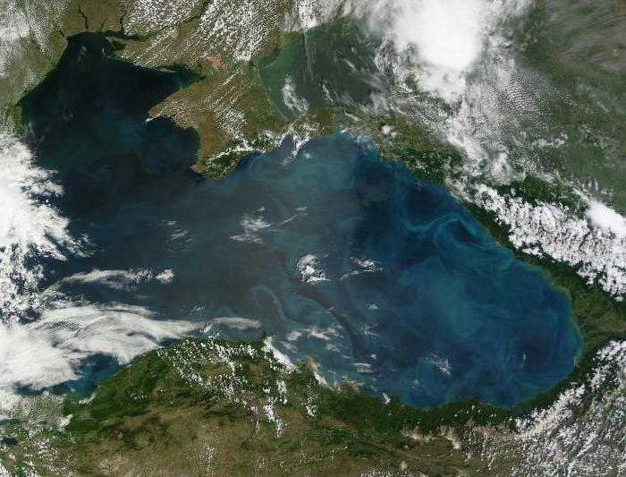why the black sea is called the black legend