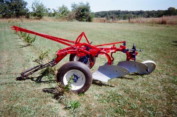 plow it