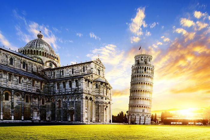 Why the leaning tower of leaning