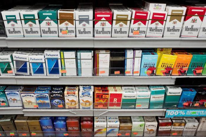 почему человек курит