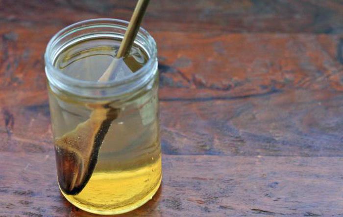 lemon and honey slimming