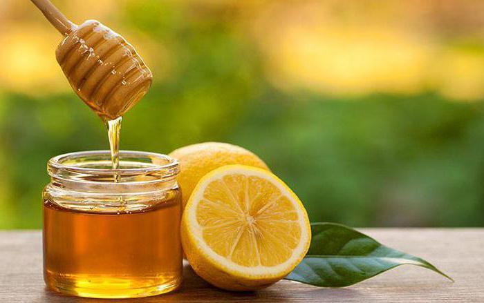 lemon honey slimming recipe