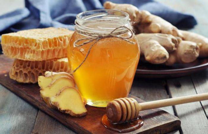 ginger lemon honey slimming recipe