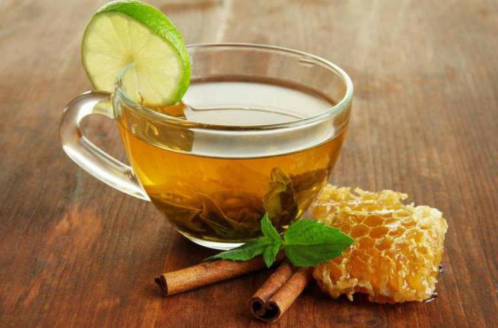 tea with honey for weight loss