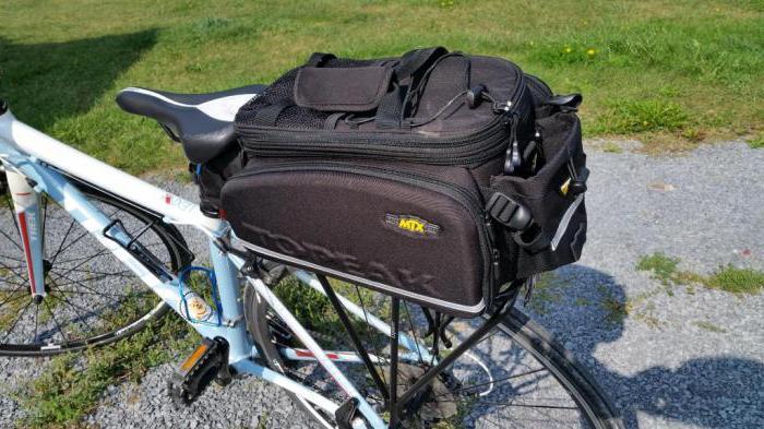 рюкзак велосипедный