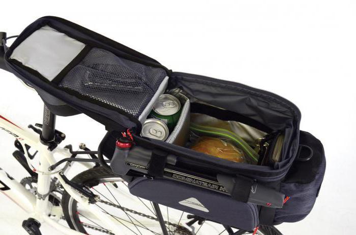 велорюкзак штаны на багажник