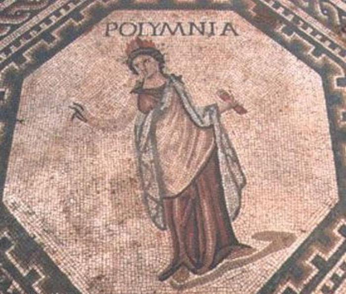 polyhymnia muse