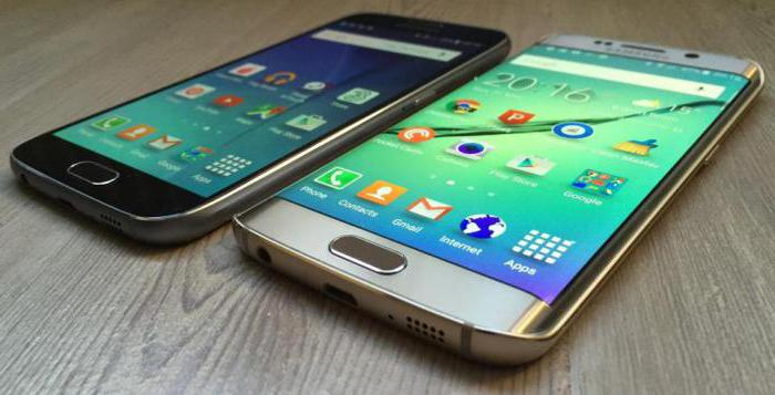 samsung galaxy s6 edge отзывы