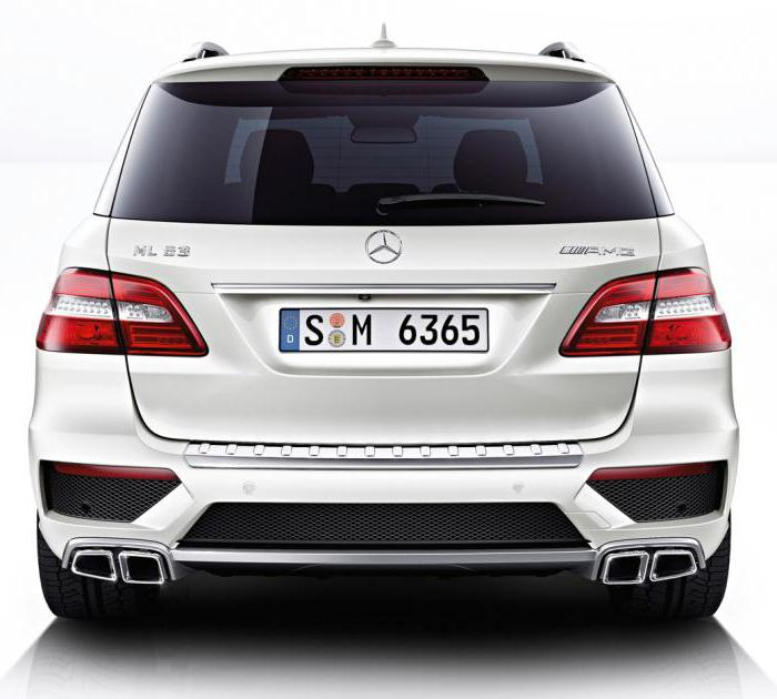 mercedes benz ml 63