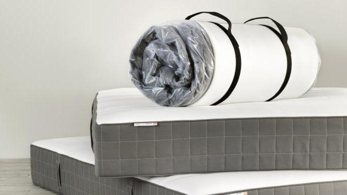 вибрати матрац на ліжко в інтернеті
