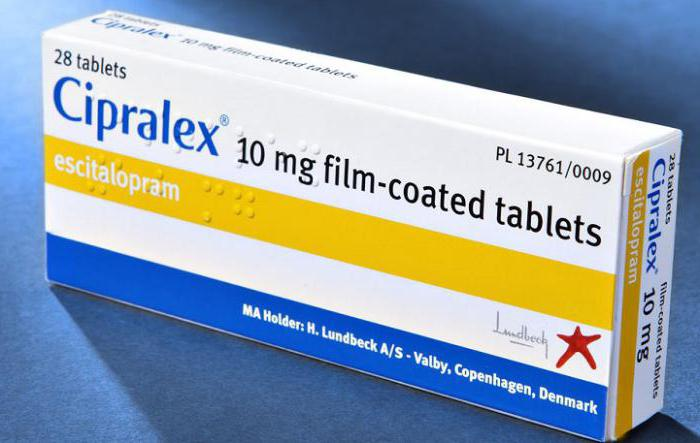 Cipralex reviews host drug