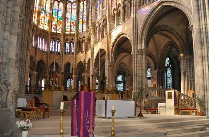 Saint Denis Abbey