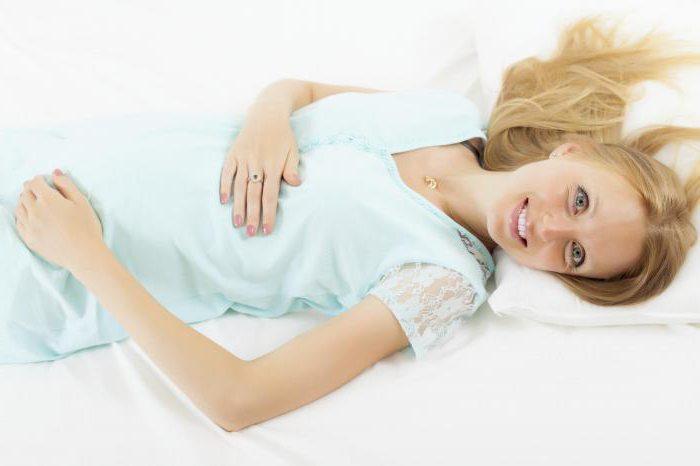 Почему болит низ живота при беременности