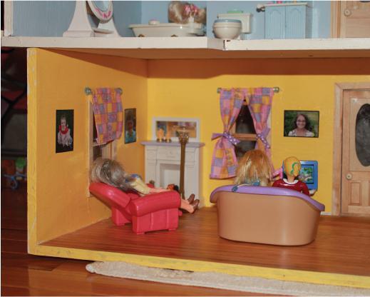 как сделать домик в домашних условиях