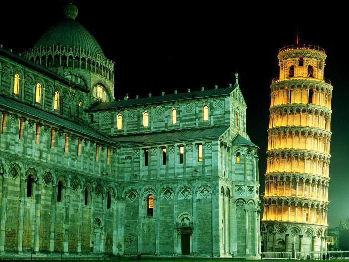why leaning leaning tower height