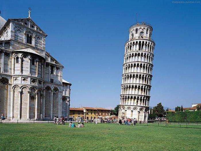 why leaning tower of pisa