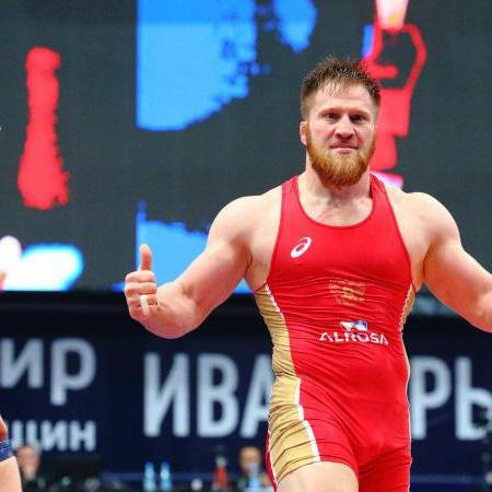 Anzor Boltyukayev height weight