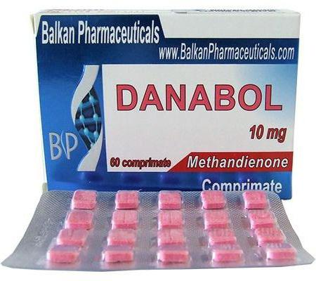 Данабол: отзывы, инструкция по применению, побочные эффекты