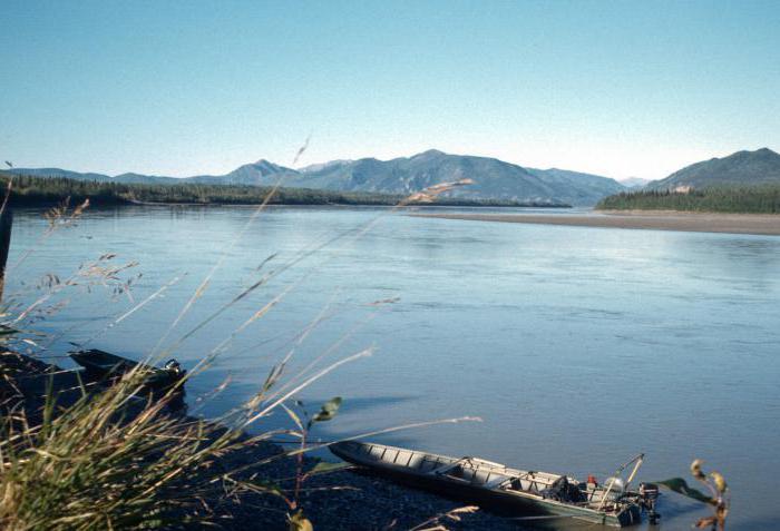 какие реки Северной Америки