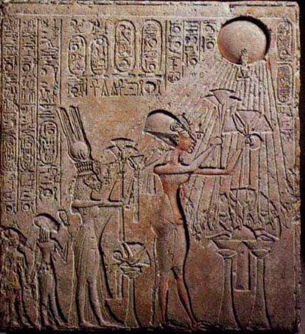 an overview of the cult of aten and the influence of amenhotep fourth on the art and religion in the The controversial eighteenth dynasty pharaoh amenhotep of religion also ushered in a new style of art and statues that the cult of aten dominated.