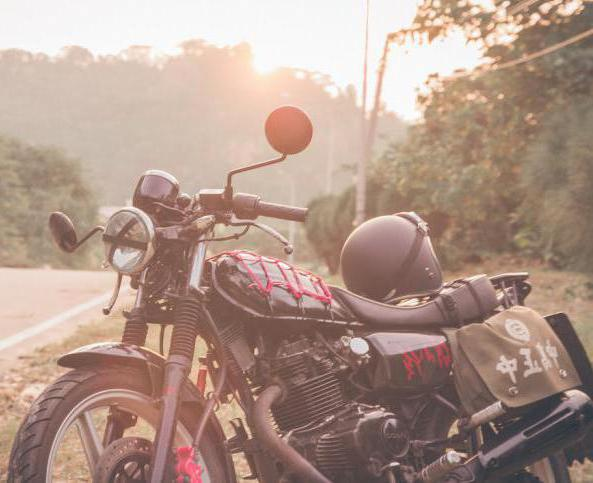 motorcycle travel routes