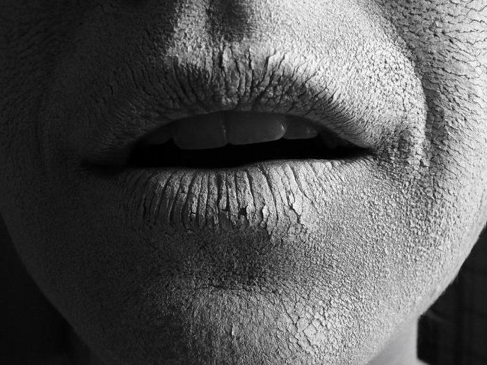 Пересыхает горло во время секса