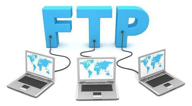 Что располагается на FTP-серверах и как их использовать
