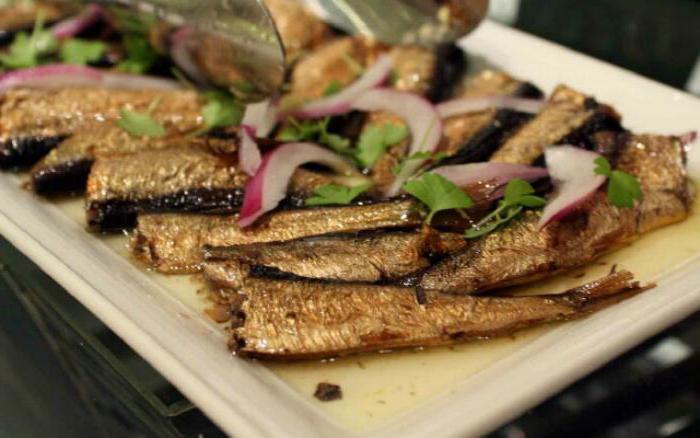 capelin sprats at home recipe