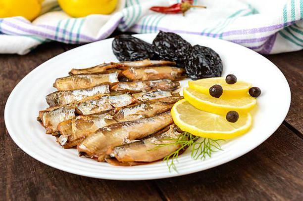 capelin sprats at home recipe with photos