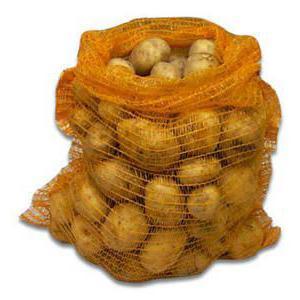 сколько весит мешок картошки 4 ведра