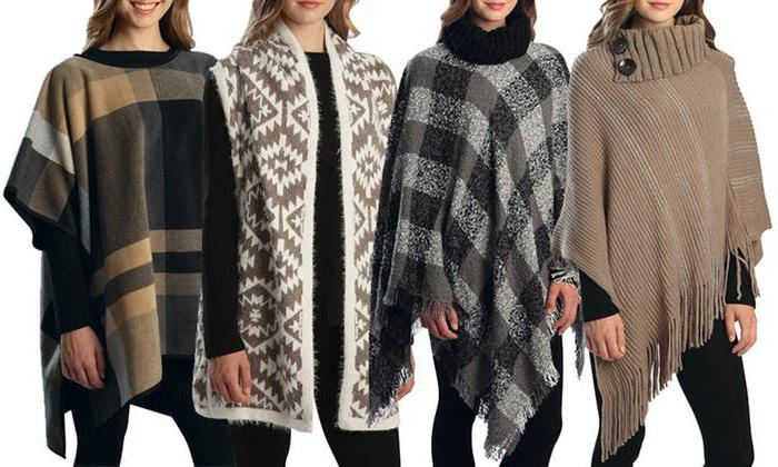 Types of long sweaters